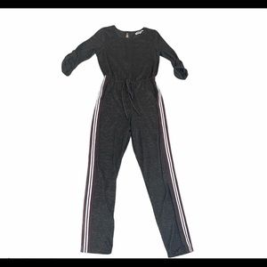 NWOT Bailey Blue Casual Striped Jumpsuit